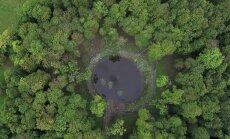 KAAMERAGA MAAL: Kaali kraatrite mõistatus võib olla lõplikult lahendatud – vaata droonivideot kõigist üheksast kraatrist