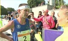DELFI VIDEO: Sügisjooksu võitnud Tiidrek Nurme: vahest nüüd lasen kummi tühjaks