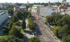 Uueneva rajaga Eesti suurim rahvaspordisündmus SEB Tallinna Maraton muutub kolmepäevaseks liikumisfestivaliks