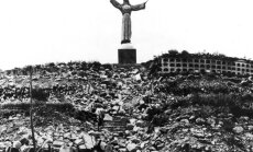 Yungay, 1970: hävitava maavärina tulemusel jäid linnas ellu need, kes varjusid surnuaiale