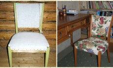 Vana ja kordategemist vääriva tooli võib leida sealt, kust aimatagi ei oska