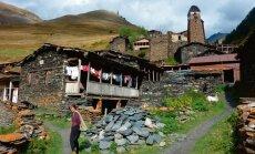 Thušethi-Hevsurethi mägimatk Georgias: seitse päeva lambakarjuste keskel