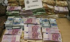 Kes kasutavad 500 euroseid? Hiina allmaatsaari näide Hispaaniast