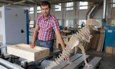 TTÜ puidu õppetooli professor Jaan Kers märgib, et uudsete puidu kasutamise võimaluste leidmine on paljuski võti inimkonna mitme eesseisva probleemi lahendamiseks.