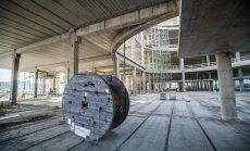FOTOD: Kui kaugel on T1 kaubanduskeskuse ehitus?