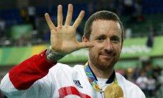 Sky tiimi boss astus Wigginsi kaitseks välja: ta ei kasutanud steroide sportliku saavutuse parandamiseks