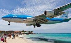 Смертельный аттракцион: самолет насмерть сдул туристку во время взлета