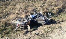 Mootorrattaõnnetus Harkus