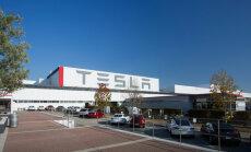 Tesla lubab oma tehase