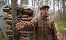 Karjala elanik, 79aastane Vassili Diikov on riigis pettunud– nende käes on raha ja võim, teevad, mida heaks arvavad, leiab ta.