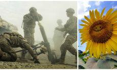 Hipisõdalased? USA armee plaanib tellida laskemoona, millest kasvaksid hiljem lilled
