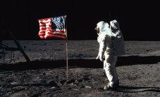 Miks teleskoobiga ei näe inimeste poolt Kuule jäetud esemeid?