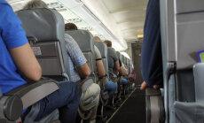 Зачем поднимать сидение во время взлета и посадки