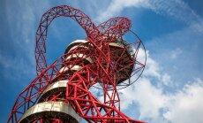 В Лондоне открылся самый длинный и высокий аттракцион