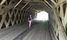Poliitika, romantika ja vesternid Madisoni maakonna sildadega Iowa osariigis