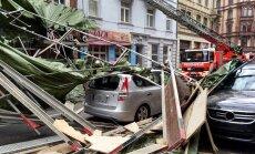 FOTOD ja VIDEO: Torm Niklas tõi Saksamaal kaasa seitse hukkunut, vigastusi, kaost ja miljonikahjud