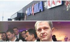 В Эстонии у Maxima выросли доходы от продаж, средняя зарплата работников составляет 600 евро