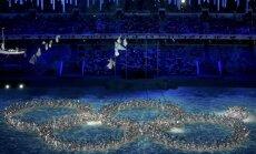 Sotši olümpiamängude lõpetamine ja viis olümpiarõngast