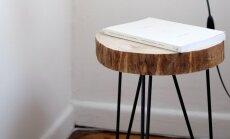 TEE ISE: rustikaalselt luksuslik laud, mis mahub igasse elamisse