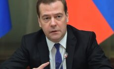 Medvedev: jah, alanud on uus külm sõda