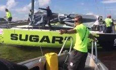VIDEO: Vaata, kuidas lahendati keerukas olukord – mullustel Euroopa meistritel oli mootorita võimatu randuda
