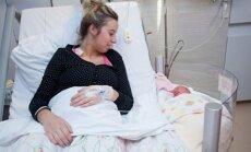Uus lähenemine Hollandi sünnitusmajades: beebi jääb pärast sündi ema kõrvale kosuma