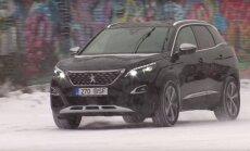 Motorsi proovisõit: Peugeot 3008 GT - selline üks linnamaastur olema peakski