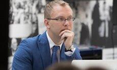 Keskerakonna pressisekretärist ja Tallinna linnavolikogu avalike suhete nõunikust Taavi Pukist saab tõenäoliselt uus Tallinna Kesklinna vanem.