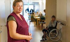 Osalusvaatlus Alutaguse hooldekodus: toatäis 80aastased poisse ja tüdrukuid