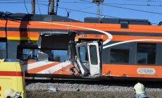 Kriminaalmenetlus lõpetati: Eesti kaasaja ühe rängima rongiõnnetuse põhjustas veokijuhi ettevaatamatus