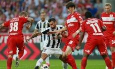 Spartak vs AEK