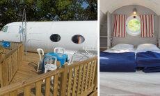 FOTOD   Lennuk pole ainult lendamiseks — sinna saab rajada ka kodu!