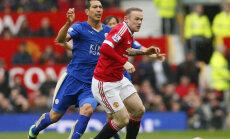 Vähemuses lõpetanud Leicester tegi Unitediga viigi ja veel tiitlit ei kindlustanud