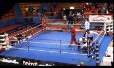 VIDEO: Horvaatia poksija peksis noorte EM-il kohtuniku läbi