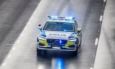 Rootsi politsei kihutab edaspidi väljakutsetele Volvo V90 eriseeria autodega