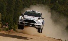 Sardinia WRC Rally 2015, Ott Tänak