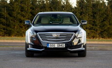 Ameerika auto Cadillac CT6: let´s make America great again!