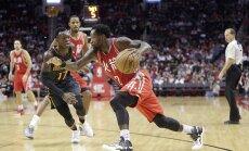 Kohtumine Houston Rockets - Atlanta Hawks
