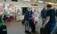 Üle 12 tunni hilinenud lend maanuds Tallinna lennujaamas