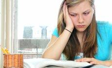 Vanemad hädas — kuidas motiveerida last, kes ei tunne kevadel oma hinnete ja koolitööde vastu huvi?