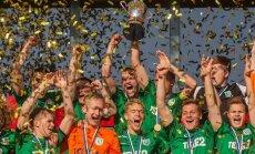 Evald Tipneri Karikafinaal: Võidukas Tallinna FC Flora