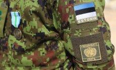 Eesti kaitseväelased Liibanonis said ÜRO missioonimedalid