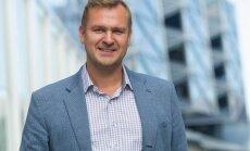 SELF-MADE MEES: Lauri Paeveer turustab LHV pensionifonde, on investeerinud üürikorteritesse ning figureerib ka Omniva (Eesti Posti) nõukogus.