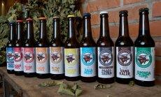 Väikepruulikoda Veldi ja Tütred, käsitöö õlu, õlu