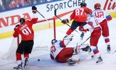 Jäähoki Venemaa vs Canada