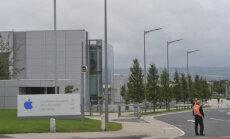 Ameeriklased Iirimaal 0,005% tulumaksu maksnud Apple'i ELi trahvist: röövimine