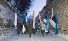 VABARIIGI AASTAPÄEVA TÄHISTAMINE TALLINNAS