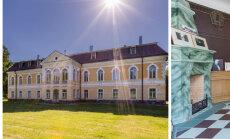 ФОТО | Один из самых красивых памятников культуры Эстонии выставлен на продажу