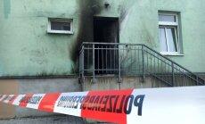 FOTOD: Saksamaal Dresdenis plahvatasid mošee ja kongressihoone juures pommid