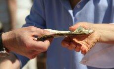 Miks paljudele brittidele euro langus meeldib?